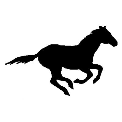 Horse Running Decal Running Horse Png
