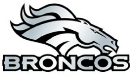 Denver Bronco Logo Free Coloring Pages Denver Broncos Coloring Page